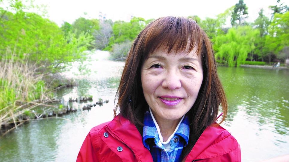 私と 井の頭公園 |その10「平凡な主婦を変えた餌やり風景」 大原正子