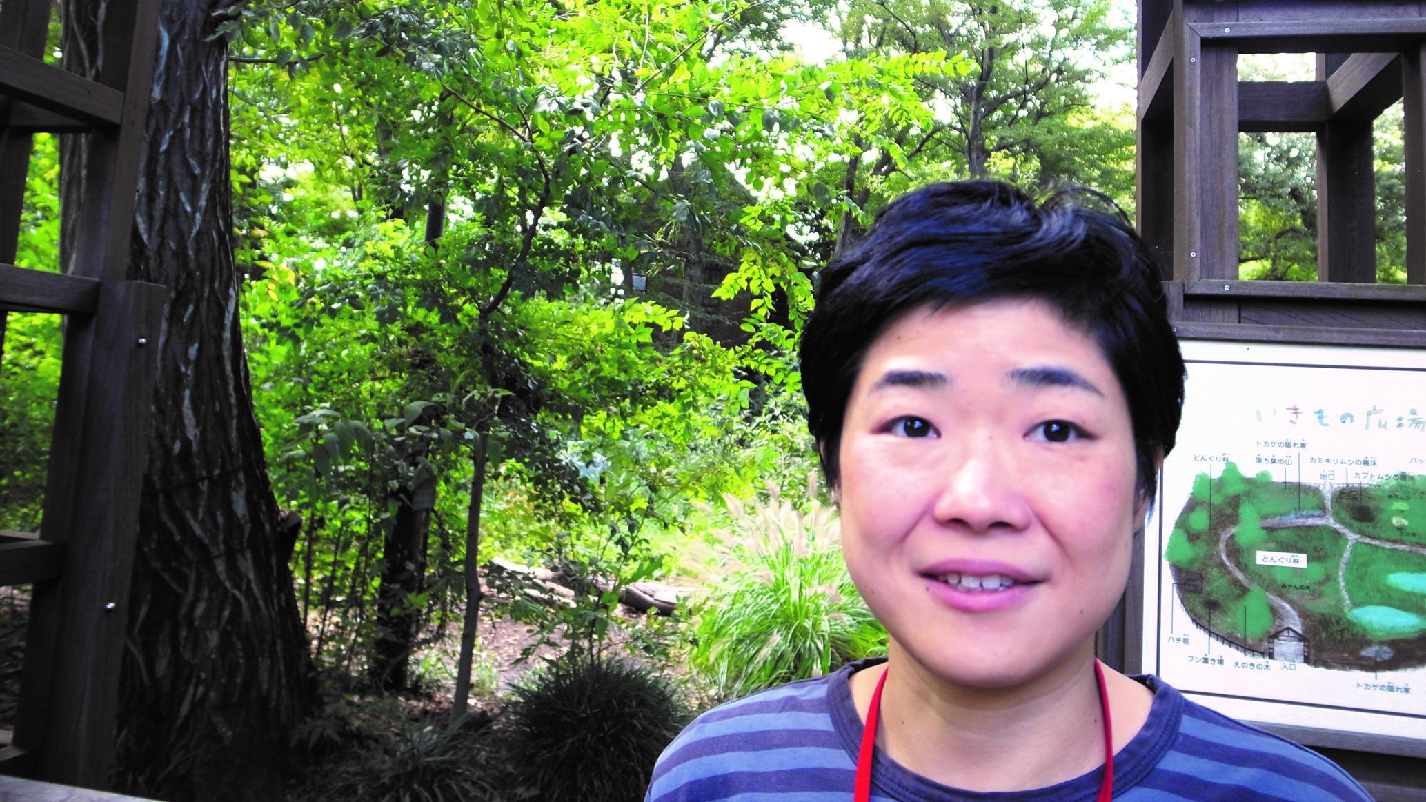 私と 井の頭公園 |その13「やっぱりデザイナーが常駐しているといいよね」 北村直子