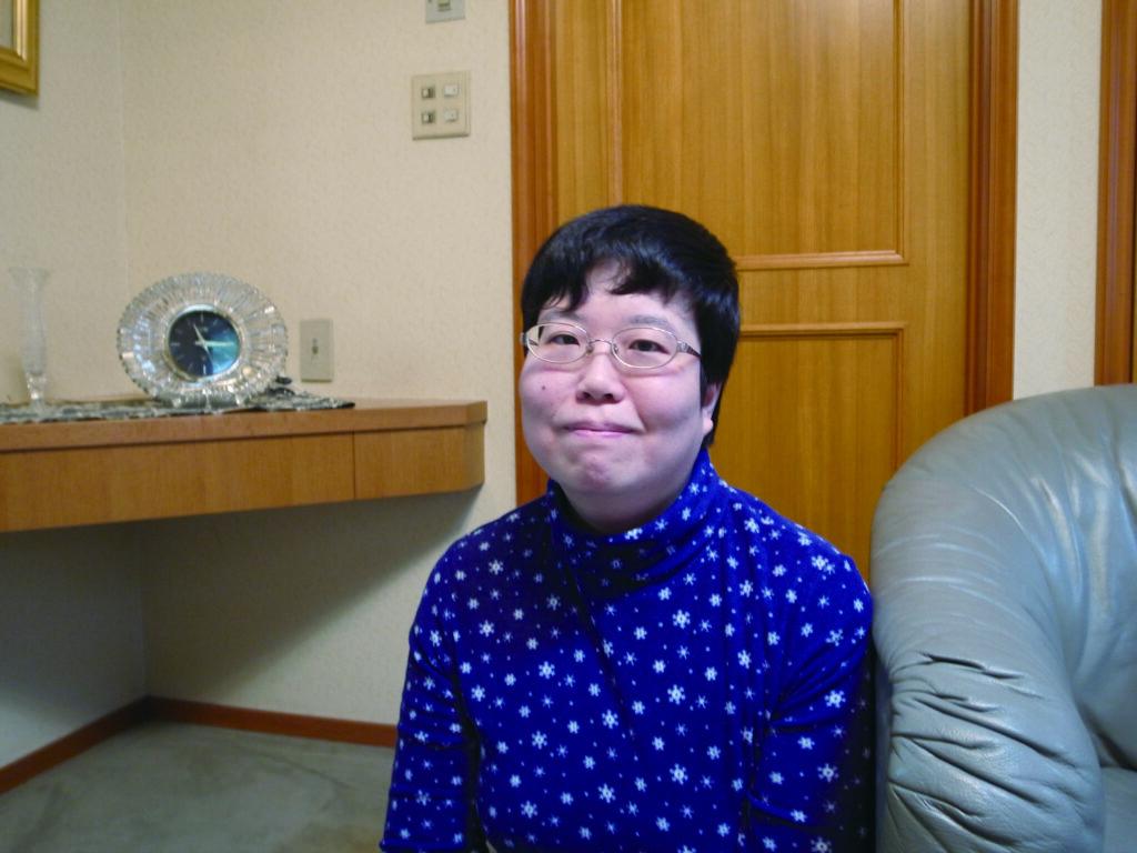私と井の頭公園 その19 瀬能幸子さん