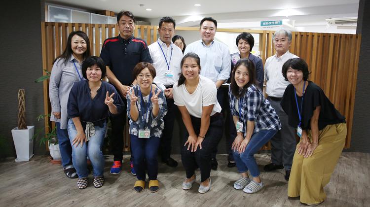 [来訪]一般社団法人横河武蔵野スポーツクラブ様
