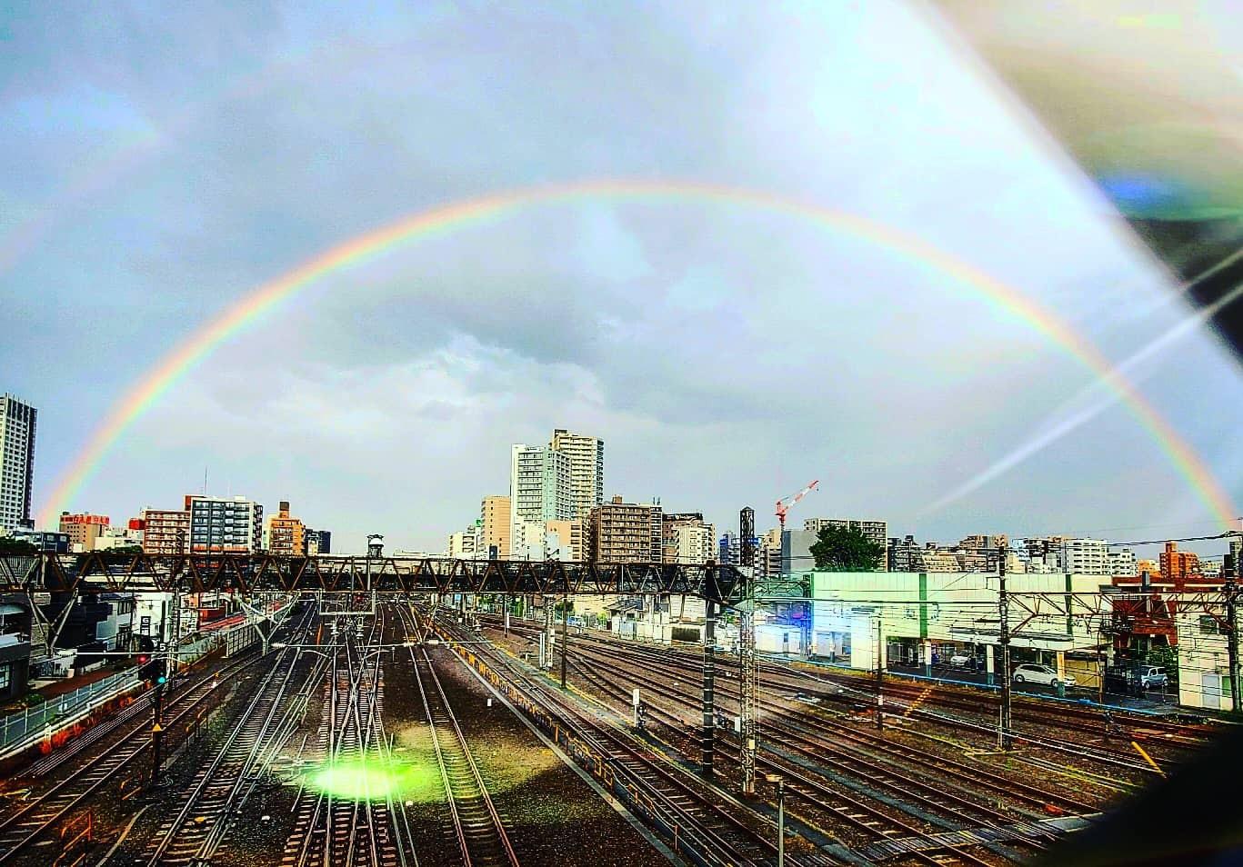 [コラム] No Rain No Rainbow ~三鷹駅開業90周年に想う~